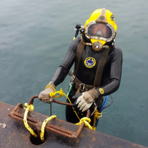Buceo Comercial Gulf Diving
