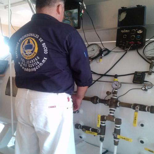 Medicina Hiperbárica Gulf Diving