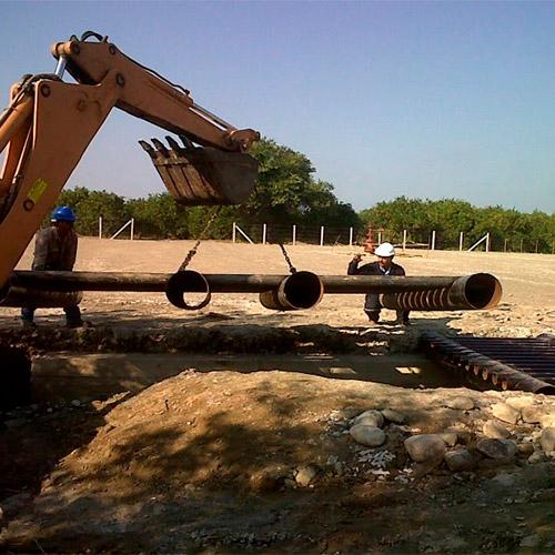Obra Civil Gulf Diving