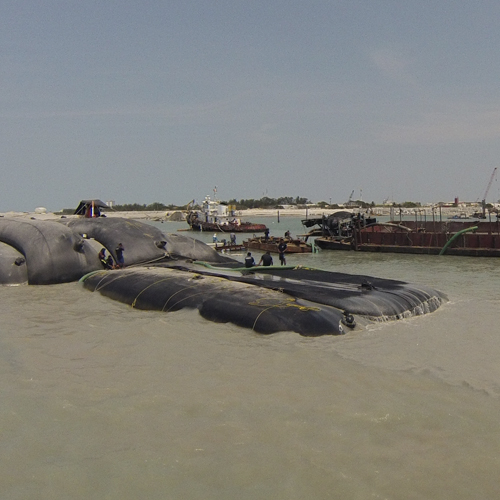 Dragados Gulf Diving